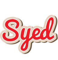 Syed chocolate logo