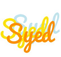 Syed energy logo