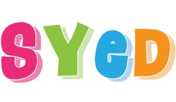 Syed friday logo