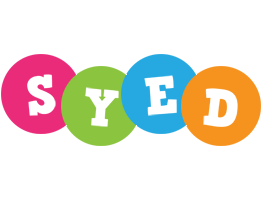 Syed friends logo