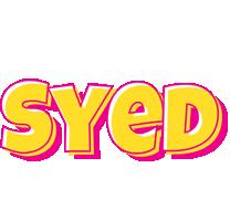 Syed kaboom logo