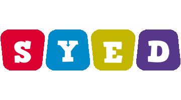 Syed kiddo logo