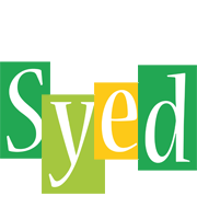 Syed lemonade logo