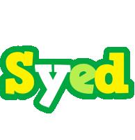 Syed soccer logo