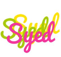 Syed sweets logo