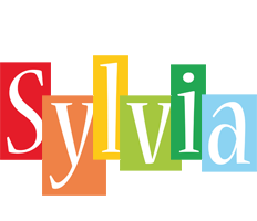Sylvia colors logo