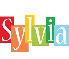 Sylvia colors logo