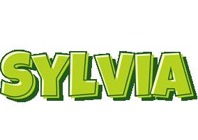 Sylvia summer logo