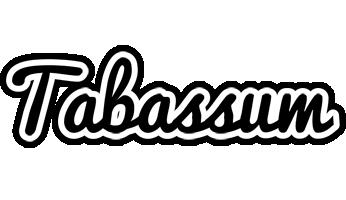 Tabassum chess logo