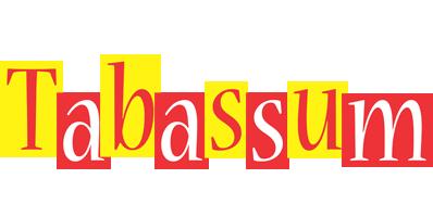 Tabassum errors logo
