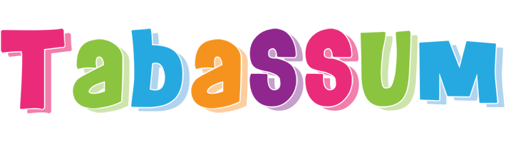 Tabassum friday logo