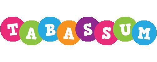 Tabassum friends logo