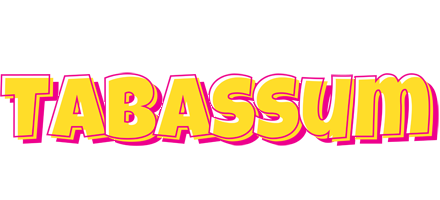 Tabassum kaboom logo