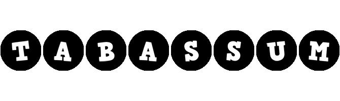 Tabassum tools logo