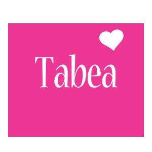 tabea name