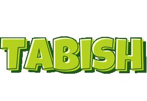 Tabish summer logo