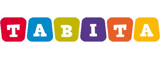 Tabita kiddo logo