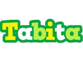 Tabita soccer logo