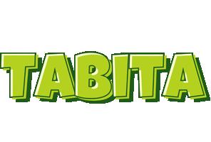 Tabita summer logo