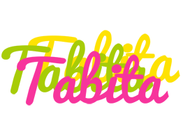 Tabita sweets logo