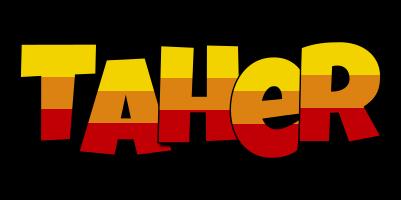 Taher jungle logo