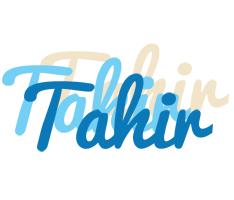 Tahir breeze logo