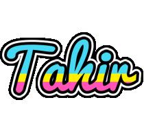 Tahir circus logo