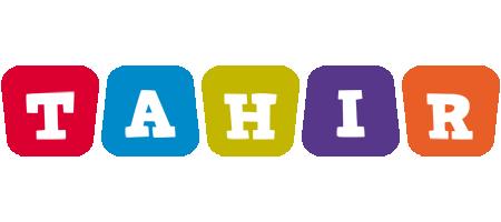 Tahir daycare logo