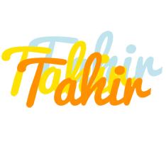Tahir energy logo