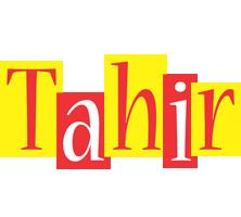 Tahir errors logo