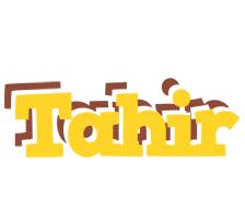 Tahir hotcup logo
