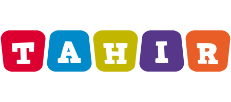 Tahir kiddo logo