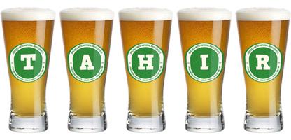 Tahir lager logo