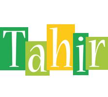 Tahir lemonade logo
