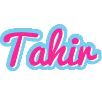 Tahir popstar logo