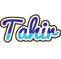 Tahir raining logo