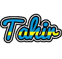 Tahir sweden logo