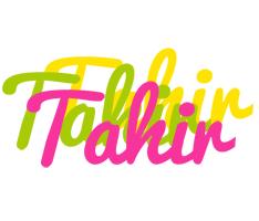 Tahir sweets logo