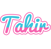Tahir woman logo