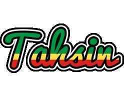 Tahsin african logo