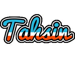 Tahsin america logo