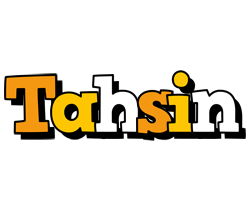 Tahsin cartoon logo