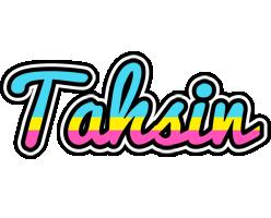 Tahsin circus logo