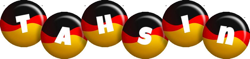 Tahsin german logo