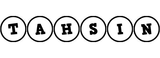 Tahsin handy logo