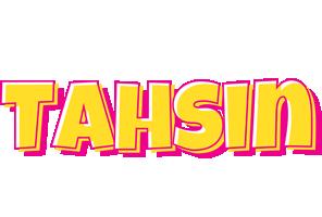Tahsin kaboom logo