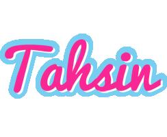 Tahsin popstar logo