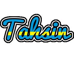 Tahsin sweden logo