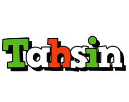 Tahsin venezia logo