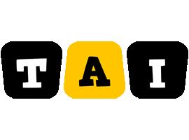 Tai boots logo